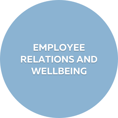 Employee Relations and Wellbeing