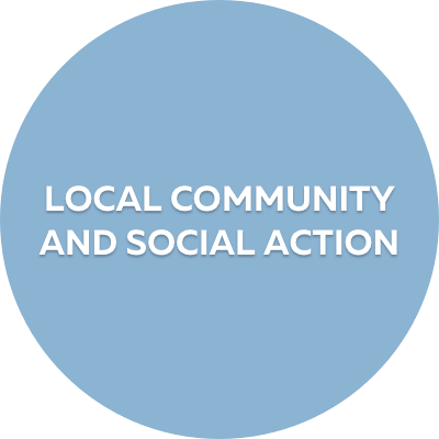 Local Community and Social Action