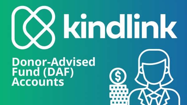 Donor Advised Fund accounts from KindLink